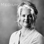 Medium Length of Large Balls on Rolo Chain