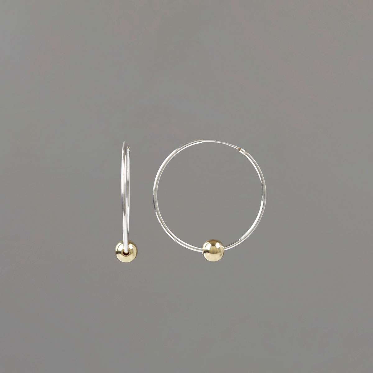 high hoop from have classic jewellery and finish sterling made zanfeld shop polished small earrings a silver